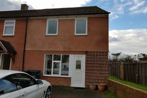 3 bedroom end of terrace house to rent - Hartshill Road, Gravesend, DA11