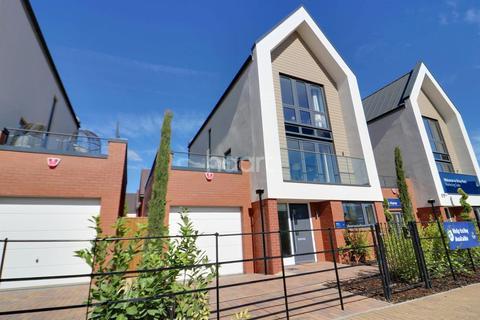 4 bedroom detached house for sale - Tadpole Garden Village, Swindon, SN25
