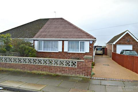 3 bedroom semi-detached bungalow for sale - Fallowfield Road, Scartho, Grimsby, DN33