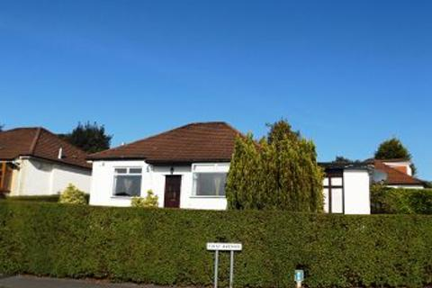 4 bedroom detached bungalow to rent - First Avenue, Bearsden - Available NOW!!   - No Pets!!!