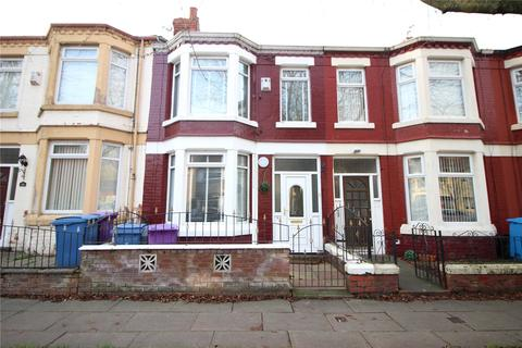 3 bedroom terraced house to rent - Ince Avenue, Anfield, Liverpool, Merseyside, L4