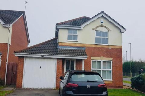 3 bedroom detached house to rent - Haskell Close, Thorpe Astley, Leicester, Leicestershire, LE3 3UA