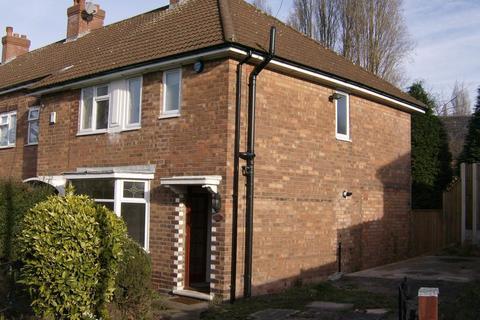 3 bedroom end of terrace house to rent - Crayford Road, Kingstanding, Birmingham, B44 0TP
