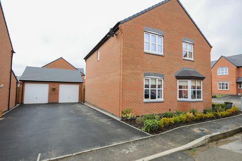 4 bedroom detached house - Burton Street, Wingerworth, Chesterfield