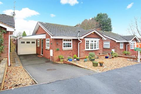 2 bedroom bungalow for sale - Careswell Gardens, Shifnal
