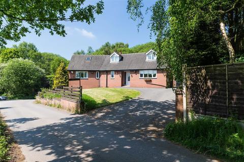4 bedroom detached house for sale - Leekbrook, Leek