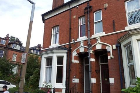 10 bedroom terraced house to rent - Regent Park Avenue, Hyde Park, Leeds, LS6 2AU