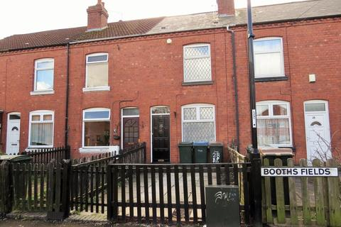 2 bedroom terraced house to rent - Booths Fields, Holbrooks, Coventry