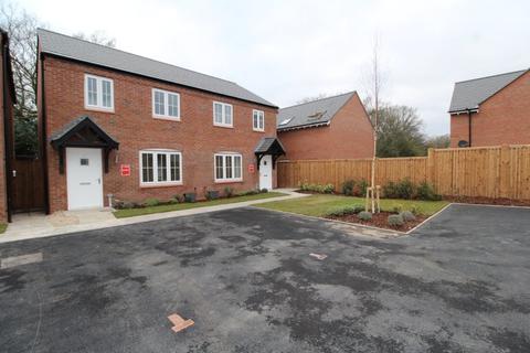 2 bedroom terraced house for sale - Plot 38  Tidbury Heights