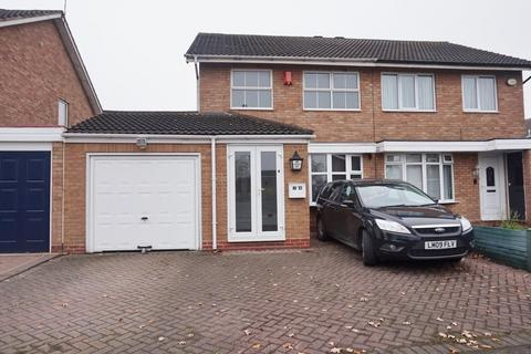 3 bedroom semi-detached house for sale - Redmoor Way, Minworth
