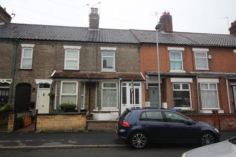 3 bedroom terraced house to rent - Hotblack Road, Norwich