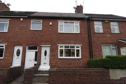 3 bedroom terraced house to rent - Dovercourt Road, Norfolk Park, Sheffield, S2 1UB