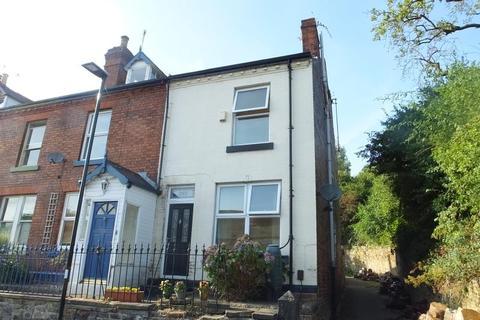 2 bedroom terraced house to rent - Albert Road, Meersbrook, Sheffield, S8 9QY