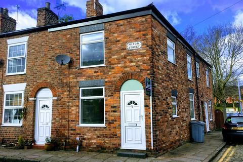 2 bedroom end of terrace house to rent - Nixon Street, Macclesfield