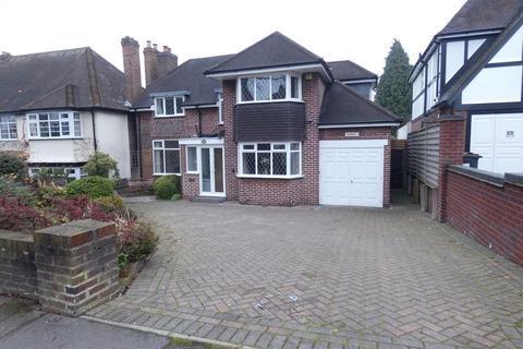 4 bedroom detached house for sale - Pilkington Avenue, Sutton Coldfield