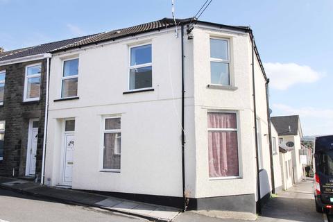 4 bedroom end of terrace house for sale - Railway Street, Treharris , CF46 6AG