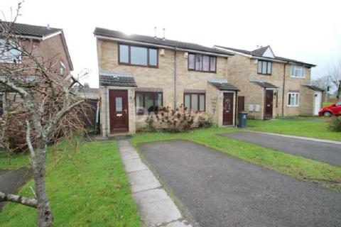 2 bedroom semi-detached house for sale - Wicken Close, St. Mellons, Cardiff. CF3