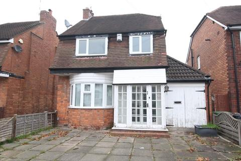3 bedroom detached house for sale - Hurdis Road, Shirley, Solihull