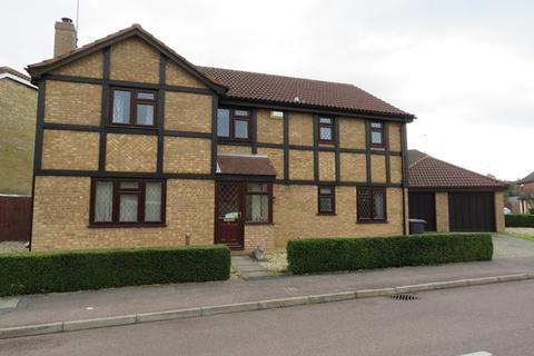 4 bedroom detached house for sale - Hidcote Close, East Hunsbury, Northampton, NN4