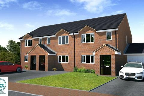 3 bedroom semi-detached house for sale - March Flatts Court, March Flatts Road, Thrybergh, Rotherham, South Yorkshire