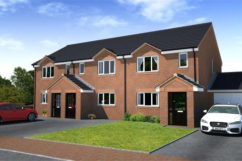 3 bedroom townhouse for sale - Plot 4 March Flatts Court, Gerard Avenue, Thrybergh, Rotherham, South Yorkshire