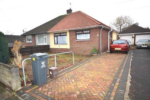 2 bedroom semi-detached bungalow for sale - New Road, Rumney, Cardiff. CF3