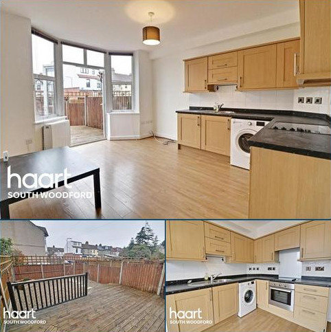 1 bedroom flat to rent - Chigwell Road, South Woodford, E18