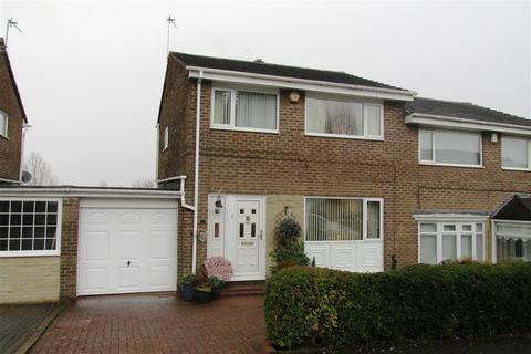 3 bedroom semi-detached house for sale - Brancepeth Close, Newcastle upon Tyne