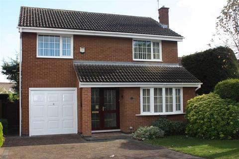 4 bedroom detached house for sale - Braemar Drive, Gedling