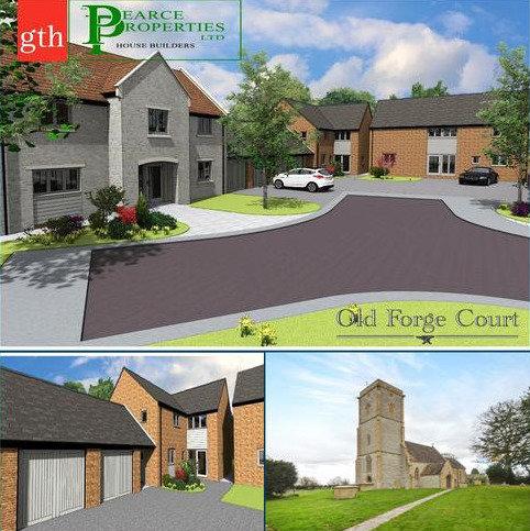 5 bedroom detached house for sale - Plot 4 The Old Forge Court, Limington, Somerset, BA22
