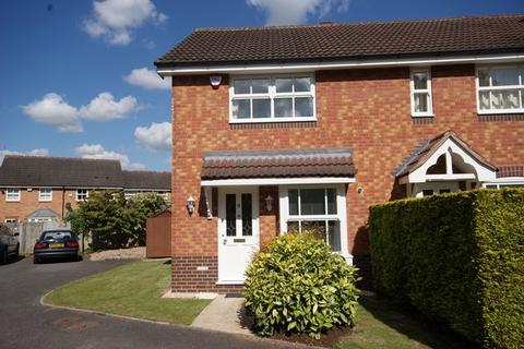 2 bedroom end of terrace house to rent - Langford Croft, SOLIHULL, B91