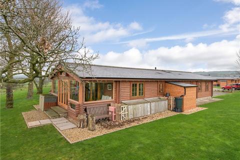 3 bedroom lodge for sale - Keasden Heights, Clapham, Lancaster, North Yorkshire
