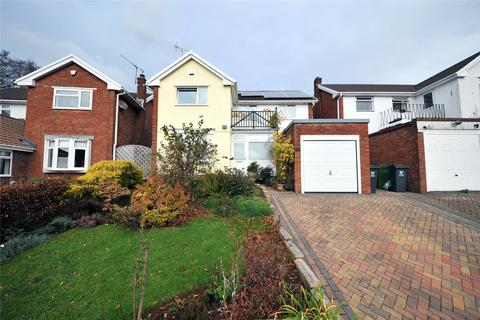 3 bedroom detached house for sale - Woolaston Avenue, Lakeside, Cardiff, CF23