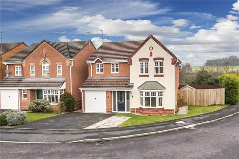 4 bedroom detached house for sale - 9 Tomkinson Close, Newport, Shropshire, TF10