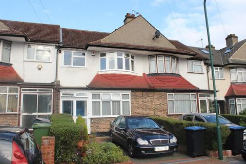 3 bedroom terraced house to rent - Manor Close, London
