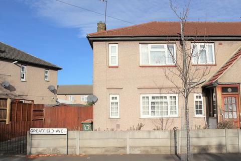 2 bedroom maisonette for sale - Greatfield Avenue East Ham E6 3RU