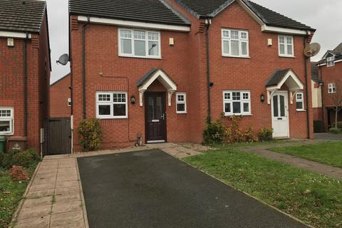 2 bedroom semi-detached house to rent - Willenhall Street, Wednesbury WS10
