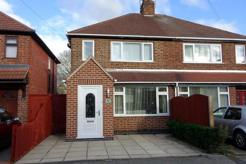 3 bedroom semi-detached house for sale - Hanbury Road, Chaddesden, Derby