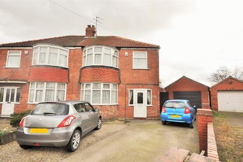 3 bedroom semi-detached house for sale - Ingleton Walk, Burnholme, York, YO31 0PU