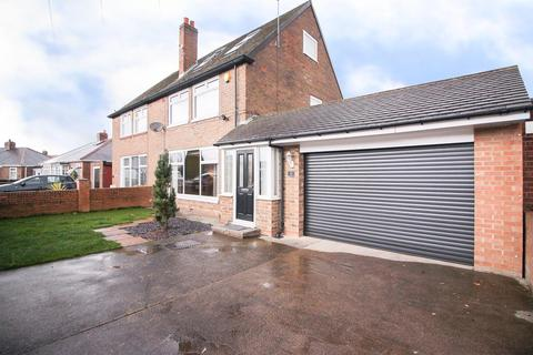 4 bedroom semi-detached house for sale - Firtree Crescent, Newcastle Upon Tyne