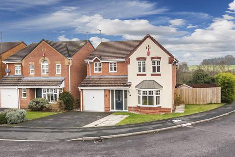 4 bedroom detached house for sale - Tomkinson Close, Newport