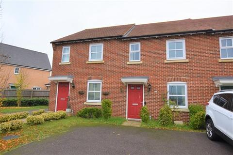 2 bedroom terraced house to rent - HUDGELL ROAD, STANSTED
