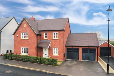 4 bedroom detached house for sale - Sorrel Crescent, Wootton