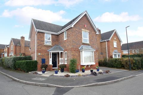 3 bedroom detached house for sale - Ashfield Avenue, Bannerbrook, Coventry