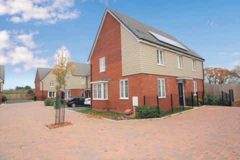 4 bedroom detached house for sale - Mulligan Drive, Exeter