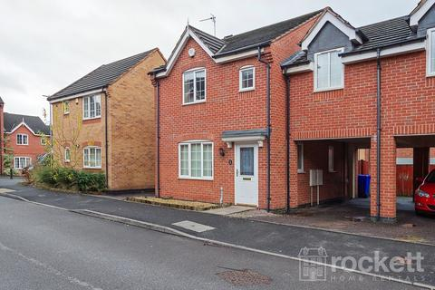 4 bedroom townhouse to rent - Godwin Way, Stoke On Trent