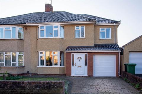 4 bedroom semi-detached house for sale - Bromley Heath Avenue, Downend, Bristol, BS16 6JS