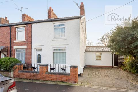 3 bedroom end of terrace house for sale - Village Road, Northop Hall CH7 6
