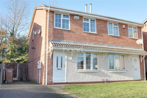 2 bedroom semi-detached house to rent - Cranwell Road, Strelley, NG8