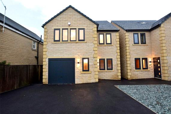 Cool Woolcombers Way Bradford West Yorkshire 5 Bed Detached Home Interior And Landscaping Oversignezvosmurscom